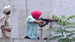 7 Killed In Deadly Strike On Police Station In Punjab's Border