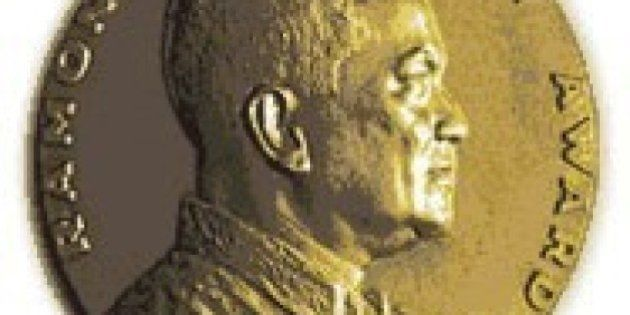 Ang Gáwad Ramón Magsaysáy (Ramon Magsaysay Award sa Ingles) ay isang prestihiyosong taunang gawad...