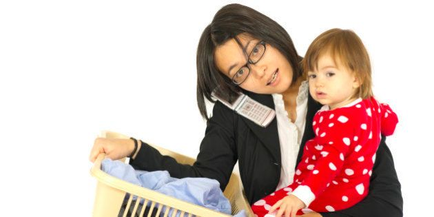 Why Working Parents Shouldn't Feel
