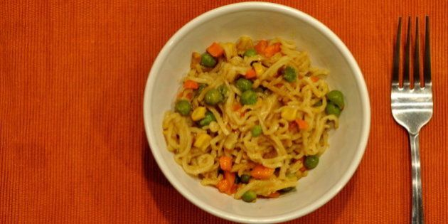 Maggi noodles is a brand of instant noodles manufactured by Nestlé. One of my favorite dish since childhood!Another...