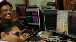 Sensex Closed On A High On Good Results And GST