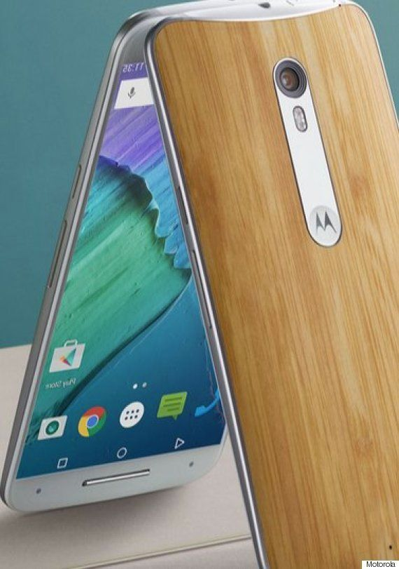 Motorola Launches New Moto X Range, Next Generation Moto