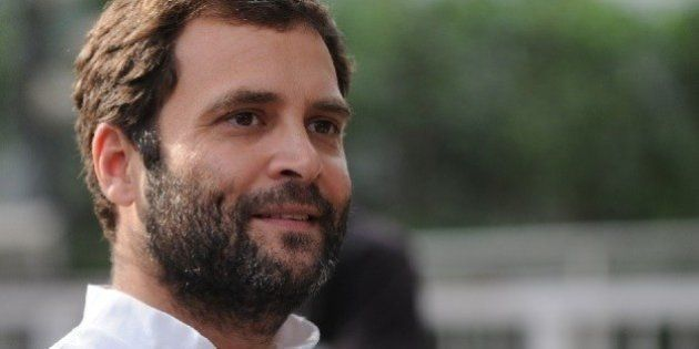 Rahul Gandhi Meets FTII Students, Says RSS Promotes