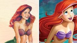 PHOTOS: If Disney Characters Were Real People, This Is How They'd