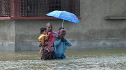 Flood Situation Grim In West Bengal, Over 1 Lakh