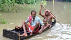 81 Dead, 80 Lakh Affected In Floods In Gujarat, Rajasthan, West Bengal And