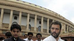 Over Half Of Congress Lawmakers Suspended From Lok Sabha For Creating A