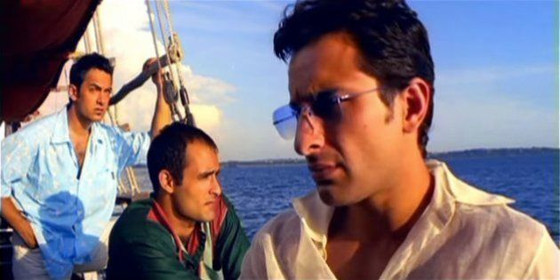 15 Years Of 'Dil Chahta Hai': 5 Scenes That Still Make Us