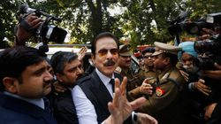 Supreme Court Says Sahara Chief Roy is 'In Jail By