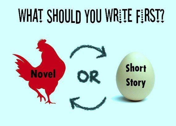 Why You Should Write Short Stories Before Writing A
