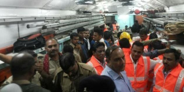 MP Train Derailments: 29 Dead, 40 Injured In