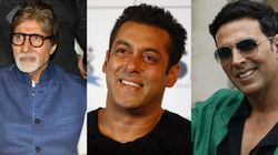 It's Official: Bollywood's Biggest Stars Are Now Among The World's Highest Paid