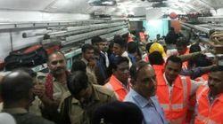 Railways Cancelled Ten Trains After Kamayani-Janata Derailment In Madhya