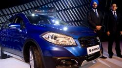 Maruti's S-Cross Is A Late Entrant In Crossover SUV