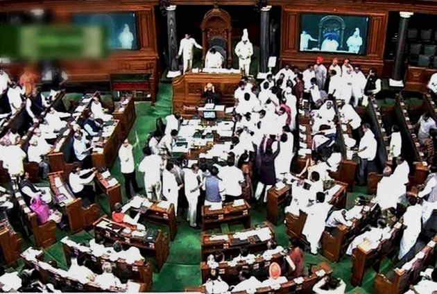 Cong, BJP Issue Whip, Ask Party MPs To Be Present Today In Rajya