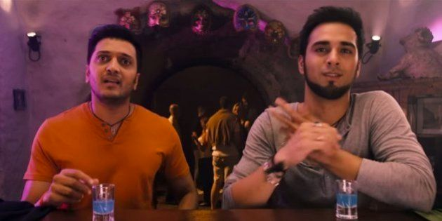 'Bangistan' Review: A Colossal Missed