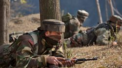 Gun Battle Near LoC After Army Intercepts A Group Of