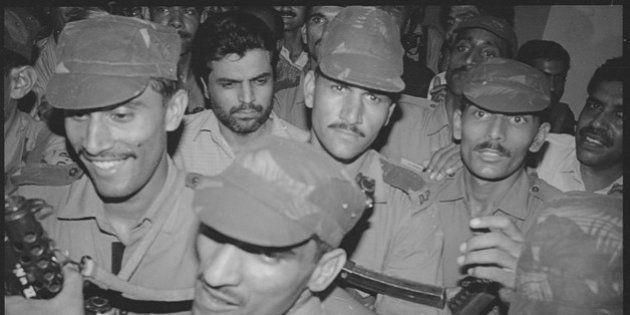 NEW DELHI, INDIA JULY 24: (File photo) Prime suspect of in the 1993 Mumbai bomb blasts case Yakub Abdul...