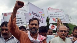 Yogendra Yadav Says He Was 'Beaten And Manhandled' By Delhi