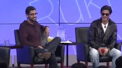 VIDEO: 10 Things Sundar Pichai Got Shah Rukh Khan To Reveal About