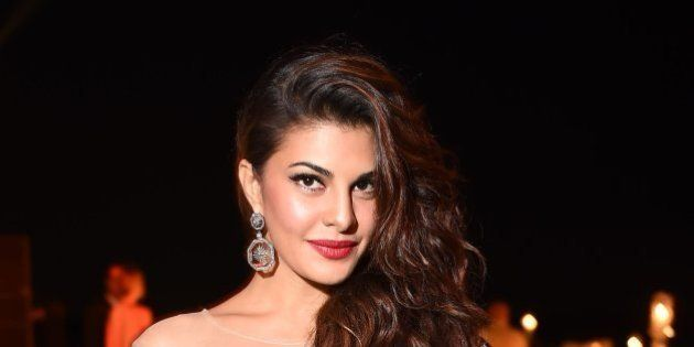 VENICE, ITALY - MAY 30: (EXCLUSIVE COVERAGE) Jacqueline Fernandez attends the Art Biennale Party hosted...