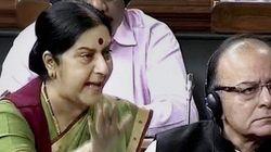 Sushma Swaraj: My Daughter Has Not Taken One Rupee From Lalit Modi In Passport