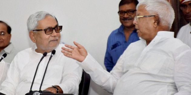 Nitish Kumar Announces Seat-Sharing Formula For Bihar Elections: JD(U)-RJD To Contest On 100 Seats Each,...