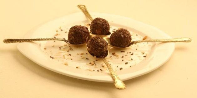 India's Favourite Sweetmeat, The Ladoo, Gets A Chocolatey