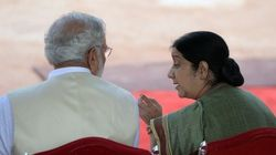 Narendra Modi Was Impressed By Sushma Swaraj's Fiery Speech In Lok Sabha - Are