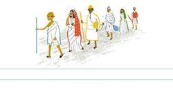 Google Celebrates India's 69th Independence Day With Mahatma Gandhi's Dandi