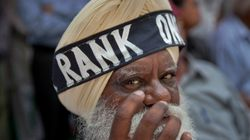 Ex-Servicemen Protest, Call It 'Black Independence Day' After PM Modi Fails To Announce OROP Time