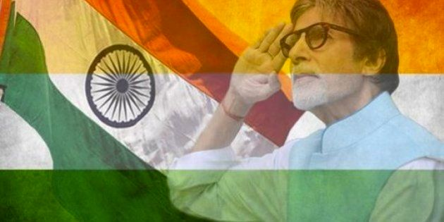 Big B, Dhoni, SRK, Sania Mirza Pay Tribute To Indian Army On Independence Day With