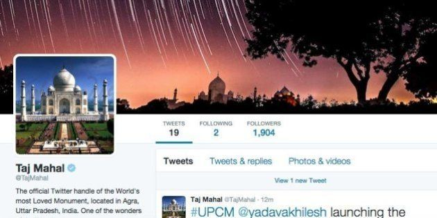 Taj Mahal Becomes First Historic Monument In The World To Get Its Own Twitter