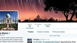 Taj Mahal Becomes First Monument In The World To Get Its Own Twitter