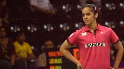 Saina Nehwal At Cusp Of Indian Badminton
