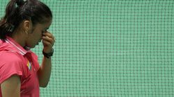 Marina Crushes Saina Nehwal's Bid For Gold At Badminton