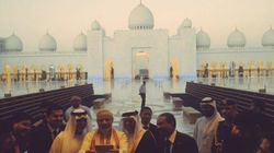 Modi Begins UAE Trip With Selfie At World's Third Largest