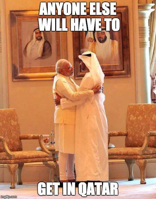 15 #ModiInDubai Memes That Shouldn't