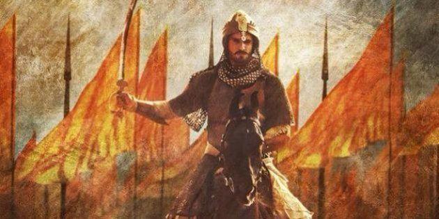 Ranveer Singh's Look From 'Bajirao Mastani' Revealed On Peshwa Bajirao's 315th Birth