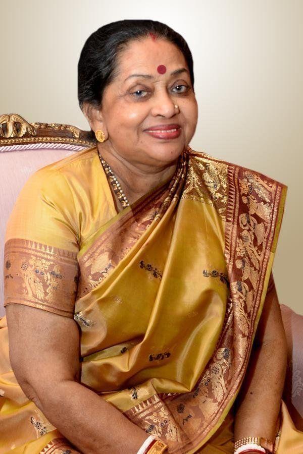 First Lady Suvra Mukherjee Passes