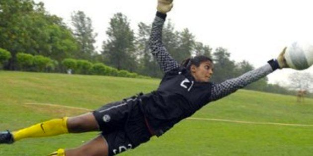 Meet Aditi Chauhan, The First Indian Woman Footballer To Play For An English