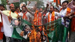 Hindus Need To Become Human Bombs To Answer Pakistan, Says Shiv