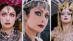 It's Been A While Since Sridevi Has Played A Shapeshifter, But She Still Nails The 'Naagin'
