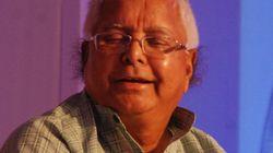 WATCH: Lalu Prasad's Amusing Mimickry Of Narendra