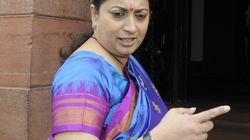 Smriti Irani Asks CBSE For Explanation Over Spelling Mistakes On Official