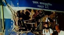 Lorry Collides With Bengaluru-Nanded Express; Congress MLA Venkatesh Naik Among 5