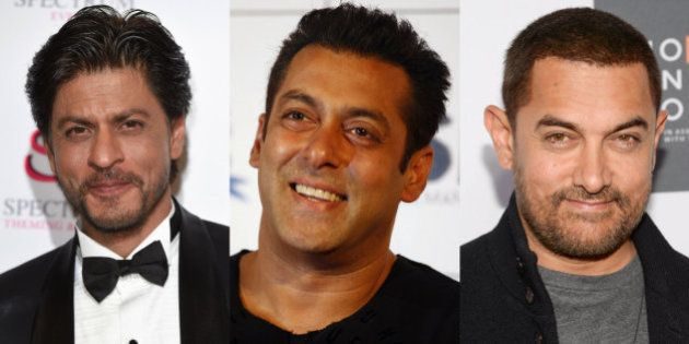 SRK Says It's Possible For The Three Khans To Appear In A Film