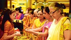 Encouraged By Lower Prices, Indians Might Buy More Gold During The Festive