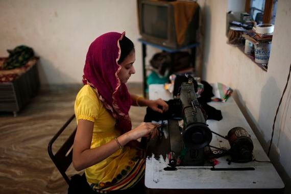 How A Sewing Machine Can Stitch A New Story For Indian