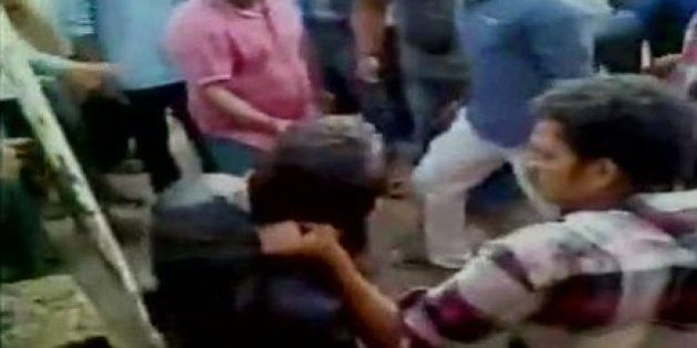 Moral Policing In Mangalore Yet Again? Muslim Man Beaten For Talking To Hindu